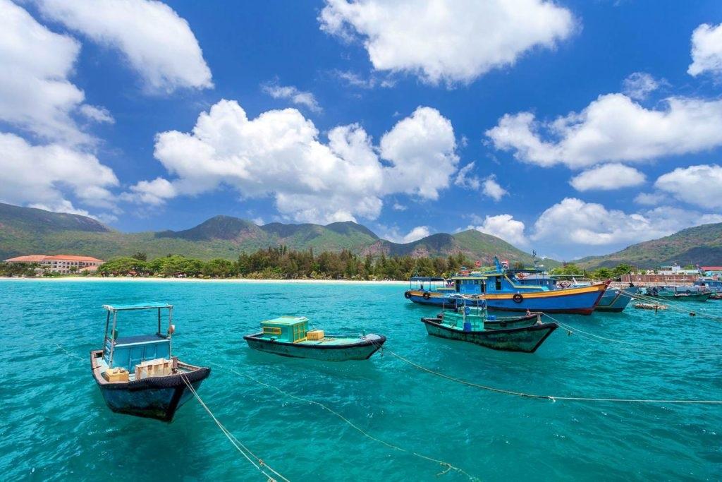 Лучшие пляжи Вьетнама 32