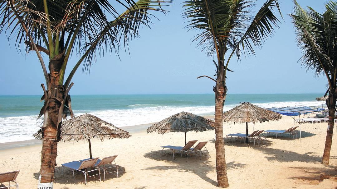 Лучшие пляжи Южного Гоа 55