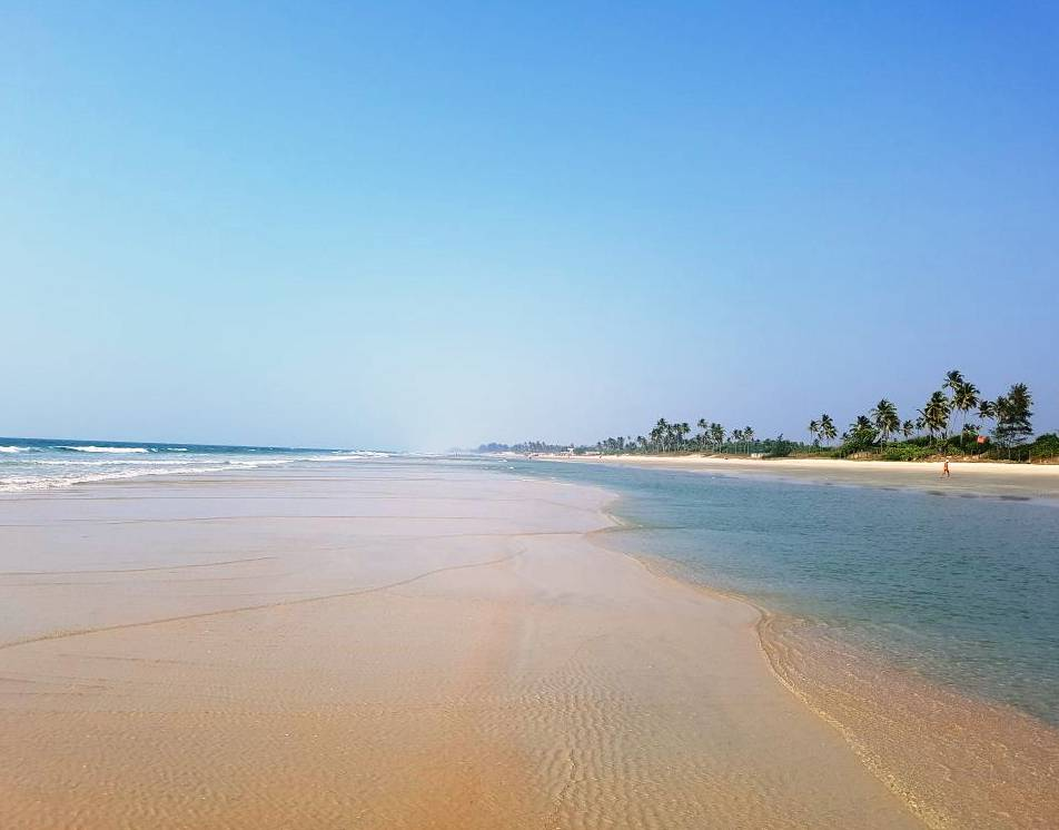 Лучшие пляжи Южного Гоа 29