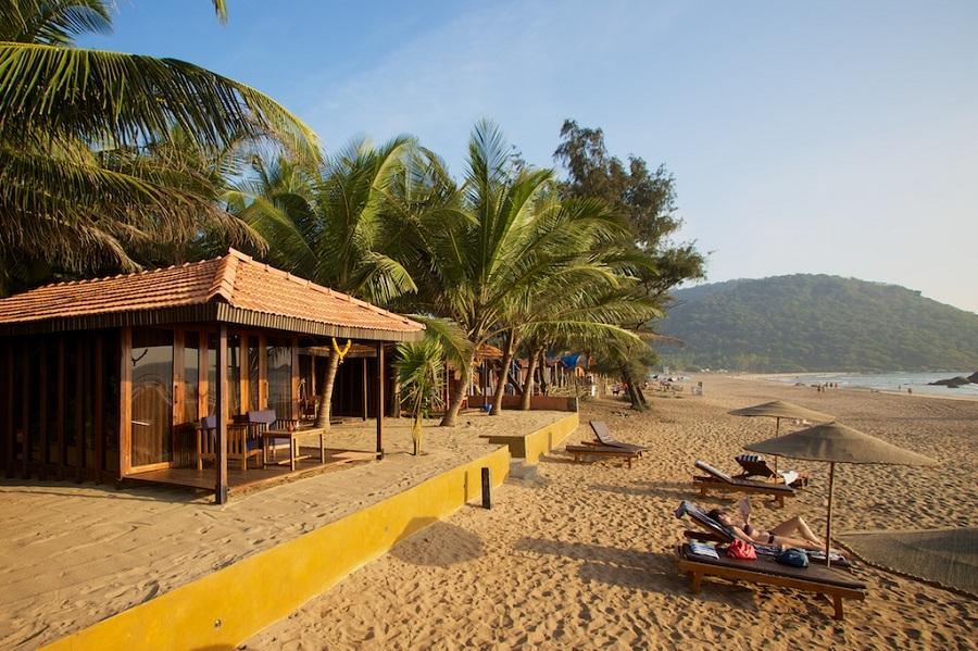 Лучшие пляжи Южного Гоа 4