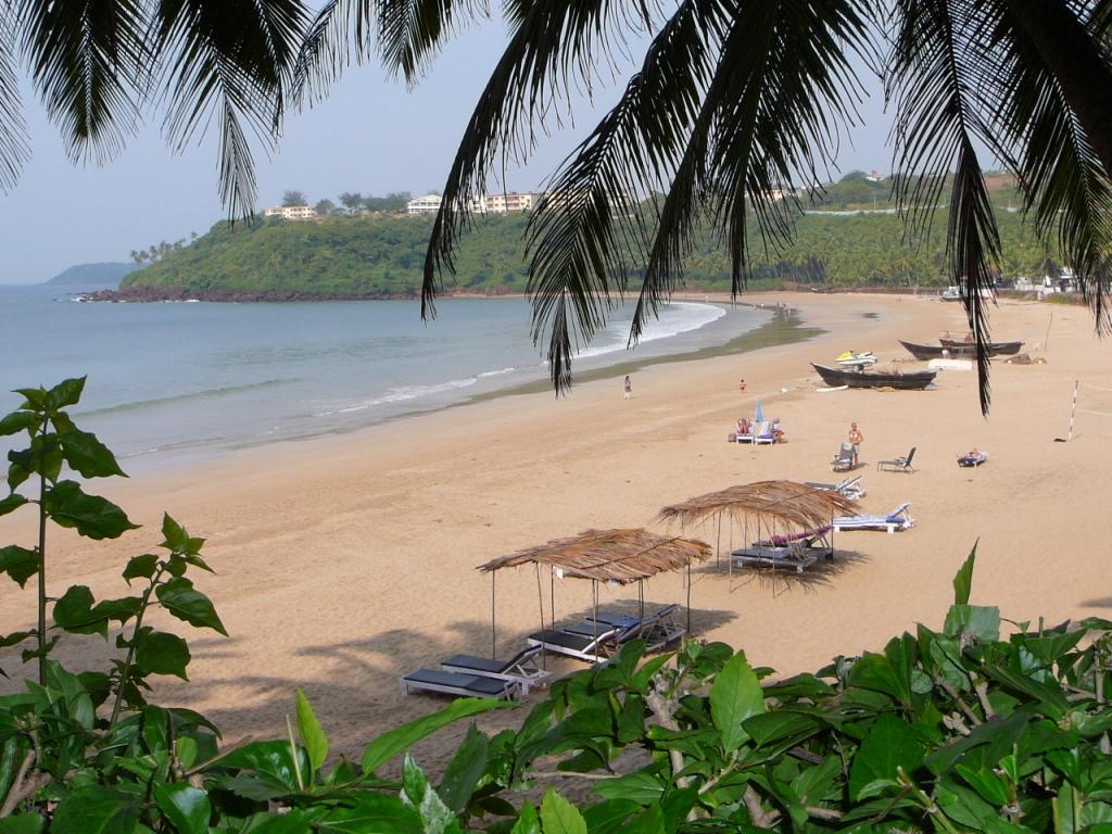 Лучшие пляжи Южного Гоа 40