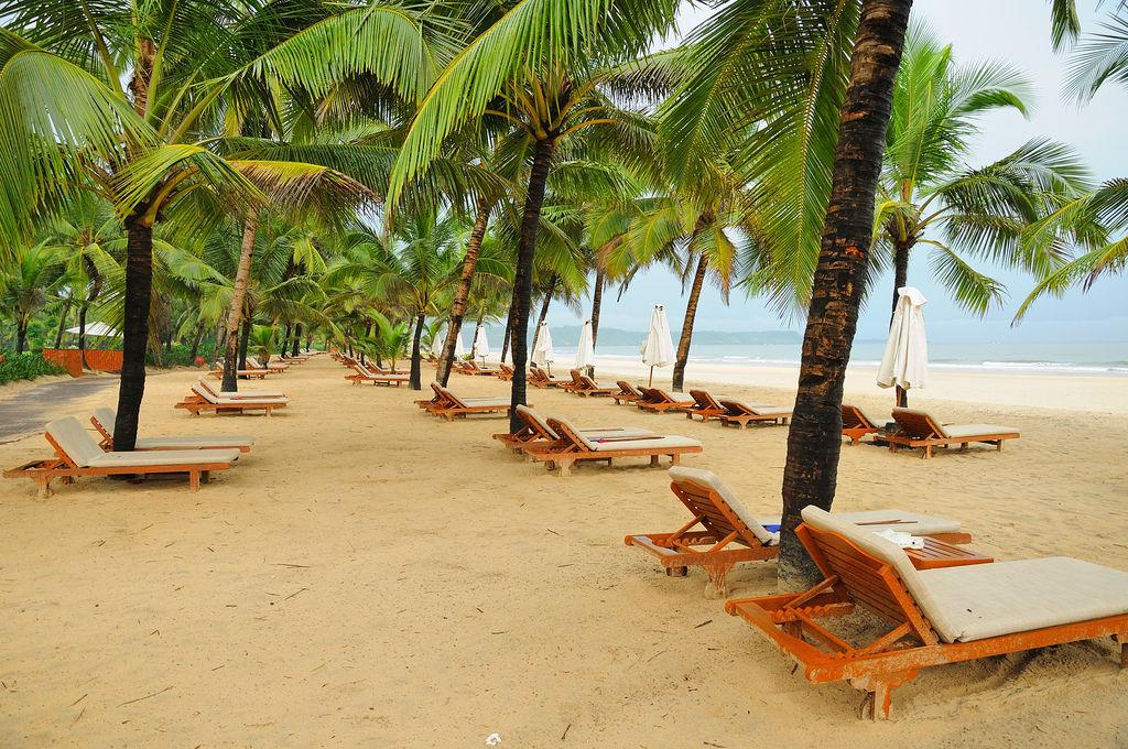 Лучшие пляжи Южного Гоа 2