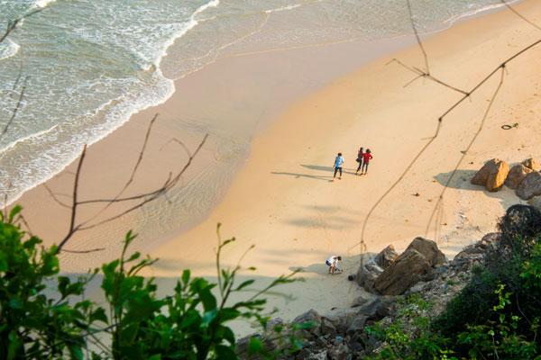 Лучшие пляжи Вьетнама 15