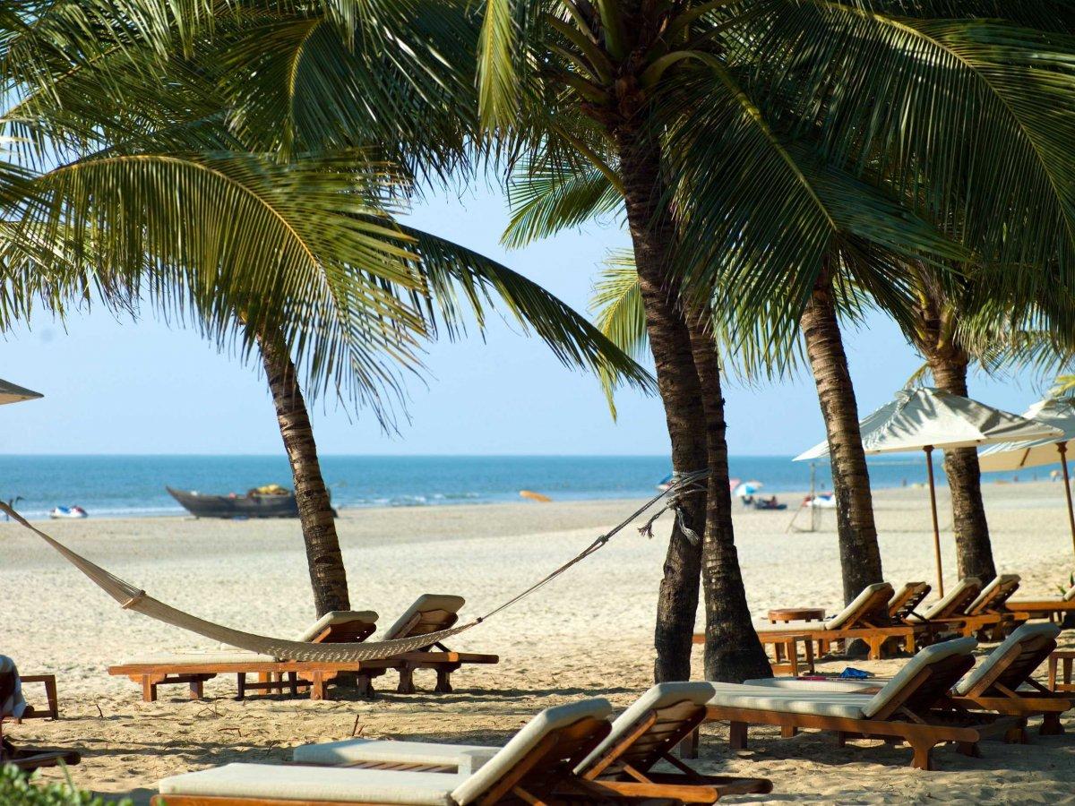 Лучшие пляжи Южного Гоа 80