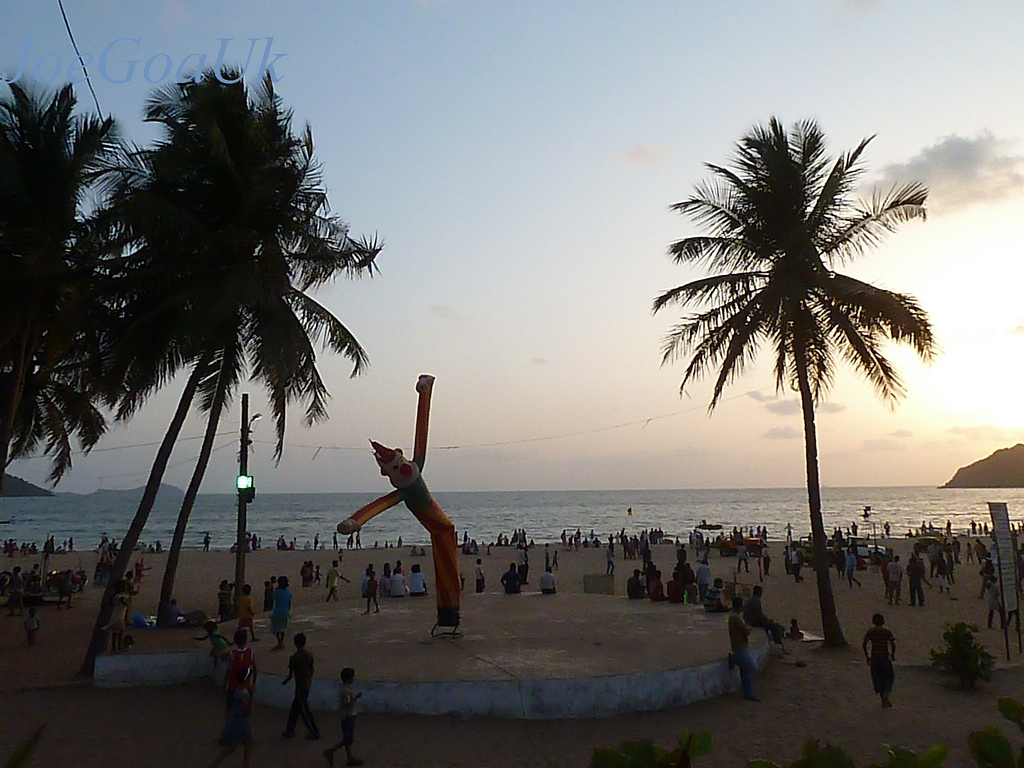 Лучшие пляжи Южного Гоа 89