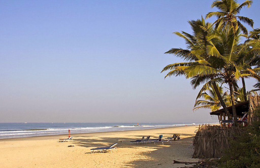 Лучшие пляжи Южного Гоа 16