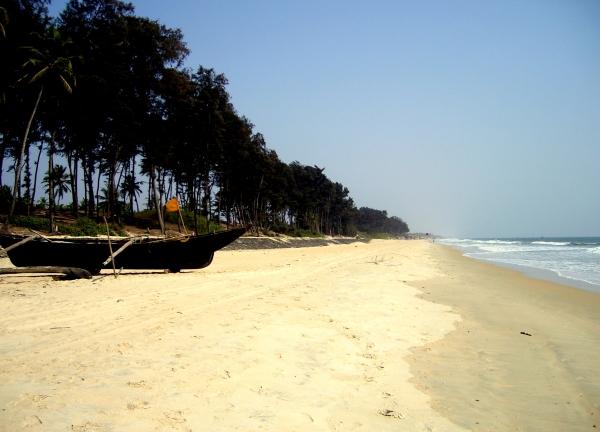 Лучшие пляжи Южного Гоа 36