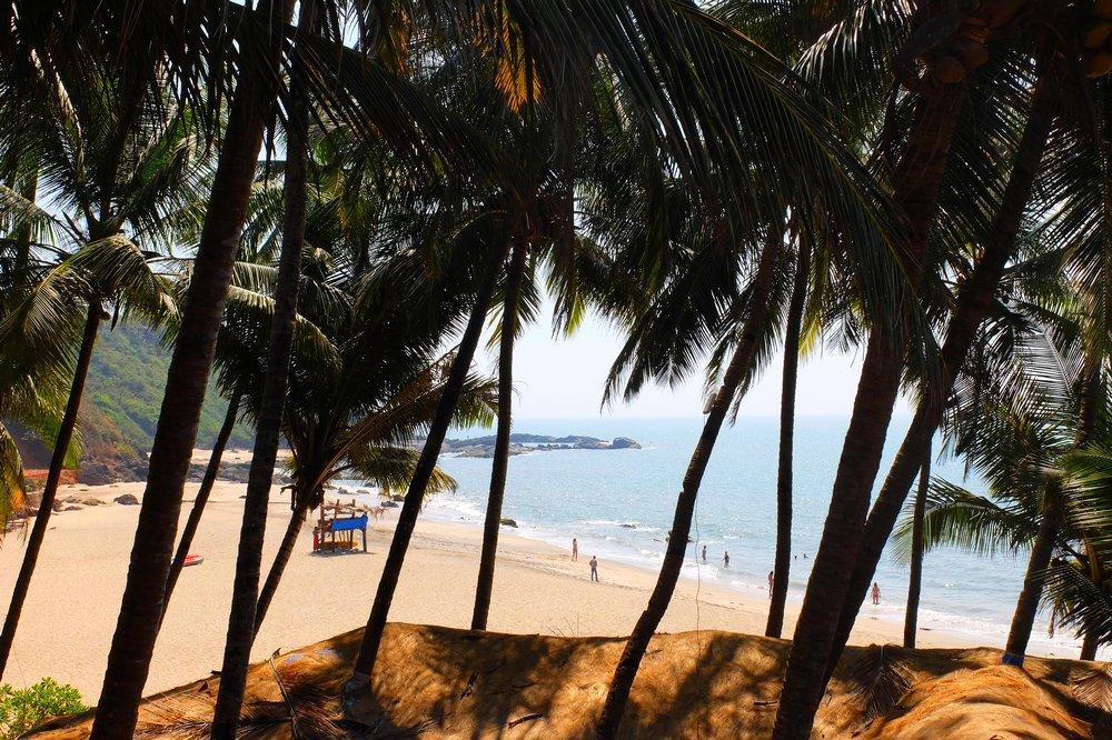 Лучшие пляжи Южного Гоа 70