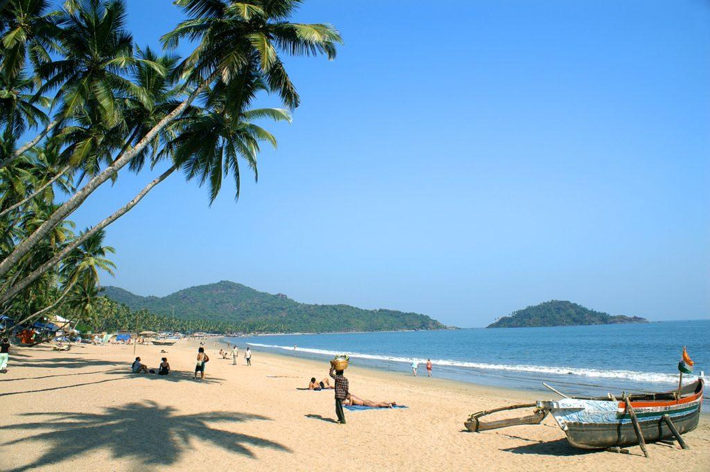 Лучшие пляжи Южного Гоа 3