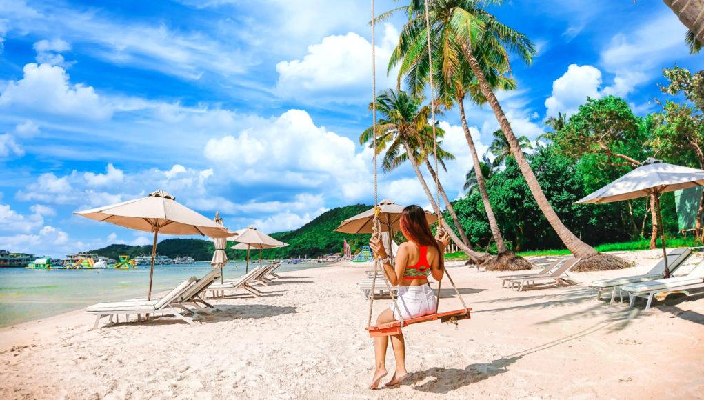Лучшие пляжи Вьетнама 5
