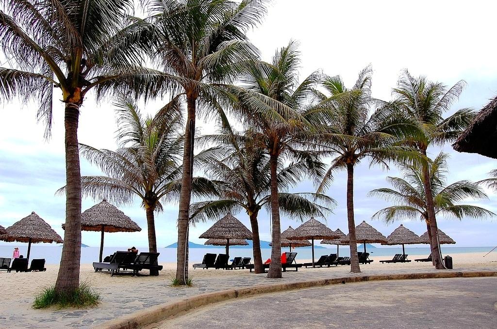 Лучшие пляжи Вьетнама 6