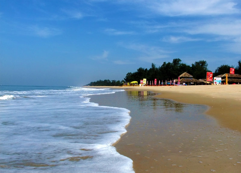 Лучшие пляжи Южного Гоа 47