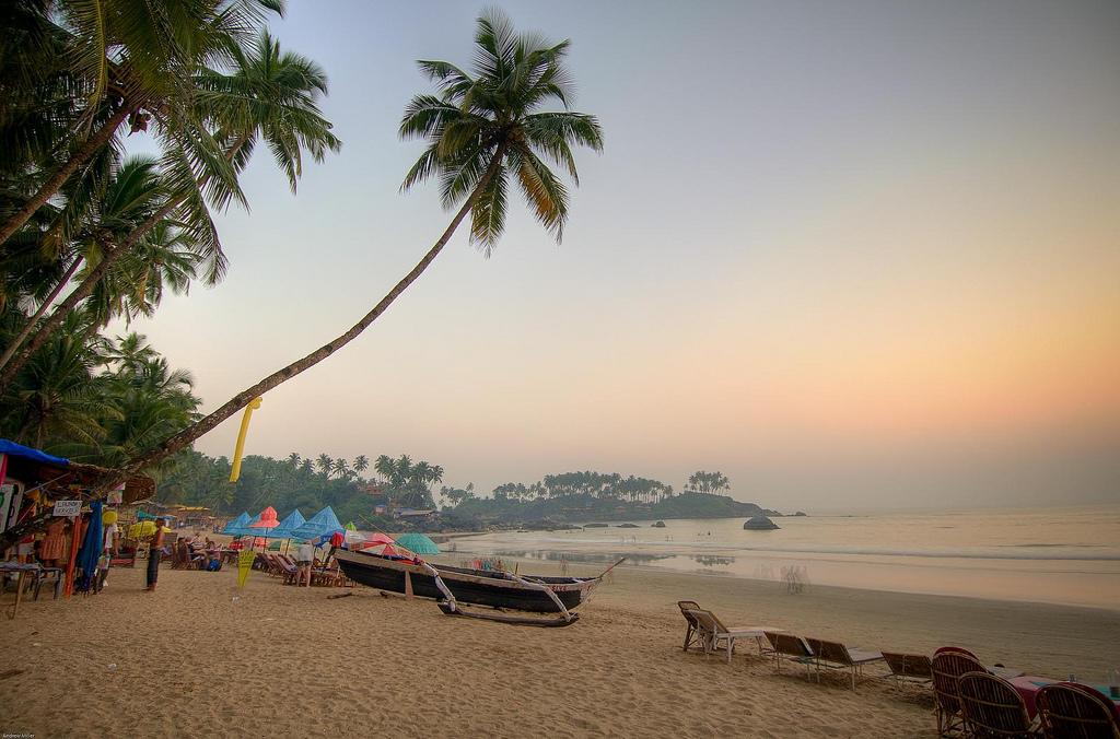 Лучшие пляжи Южного Гоа 11