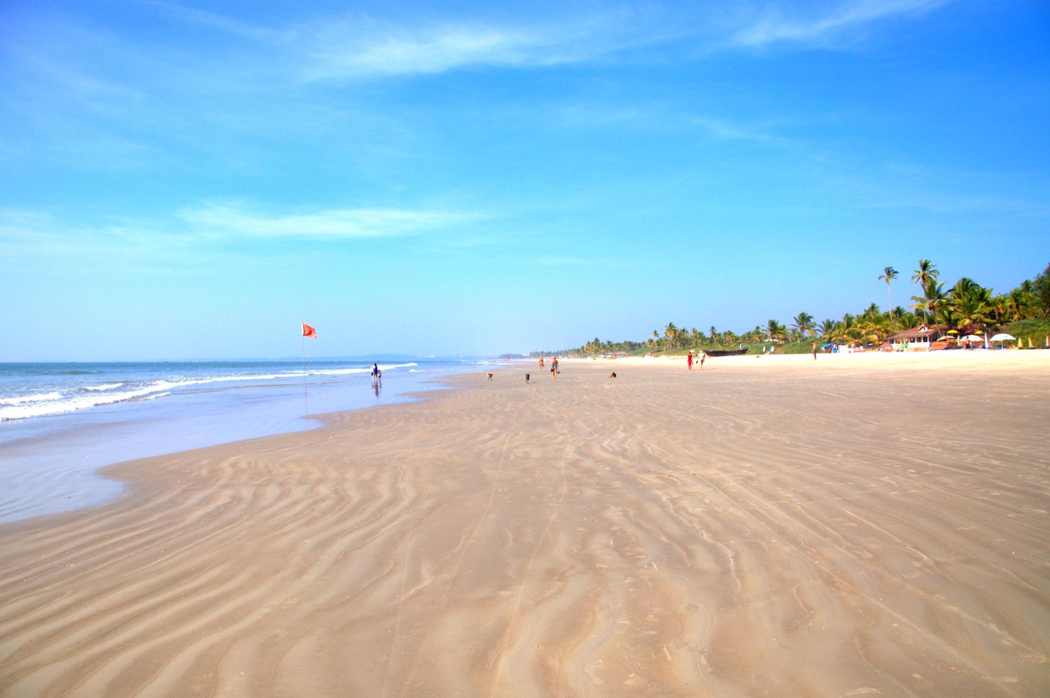 Лучшие пляжи Южного Гоа 14