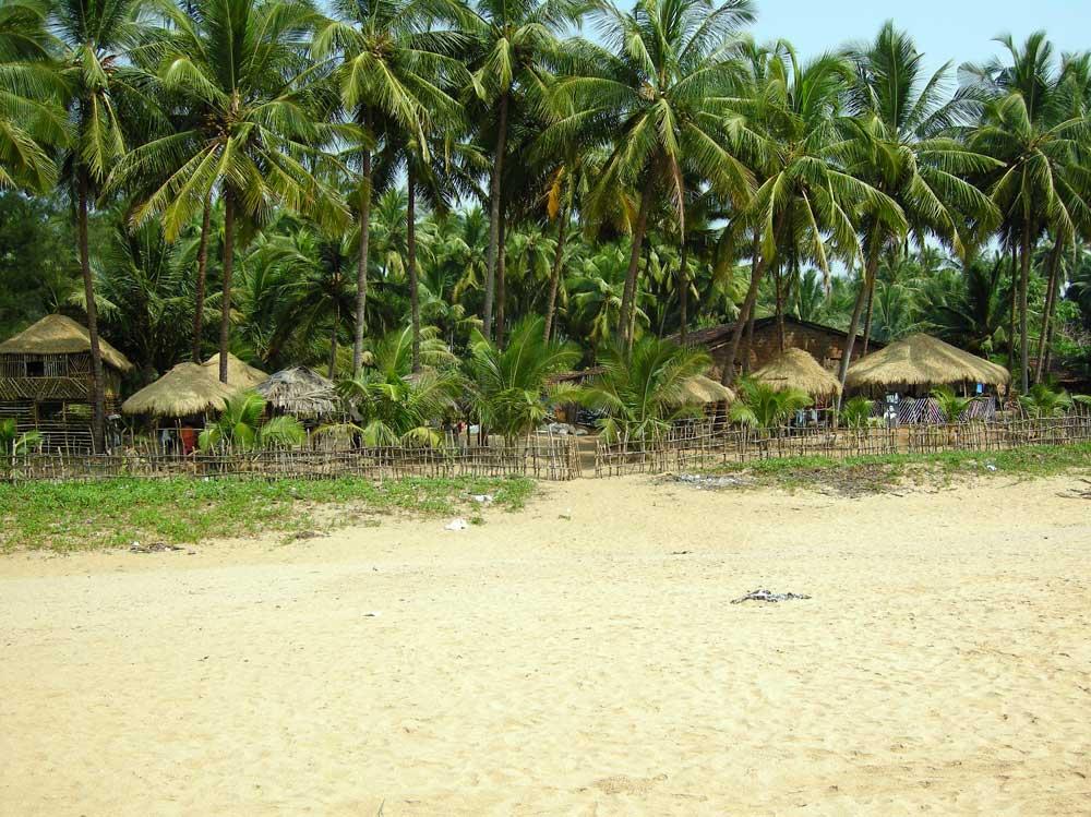 Лучшие пляжи Южного Гоа 93