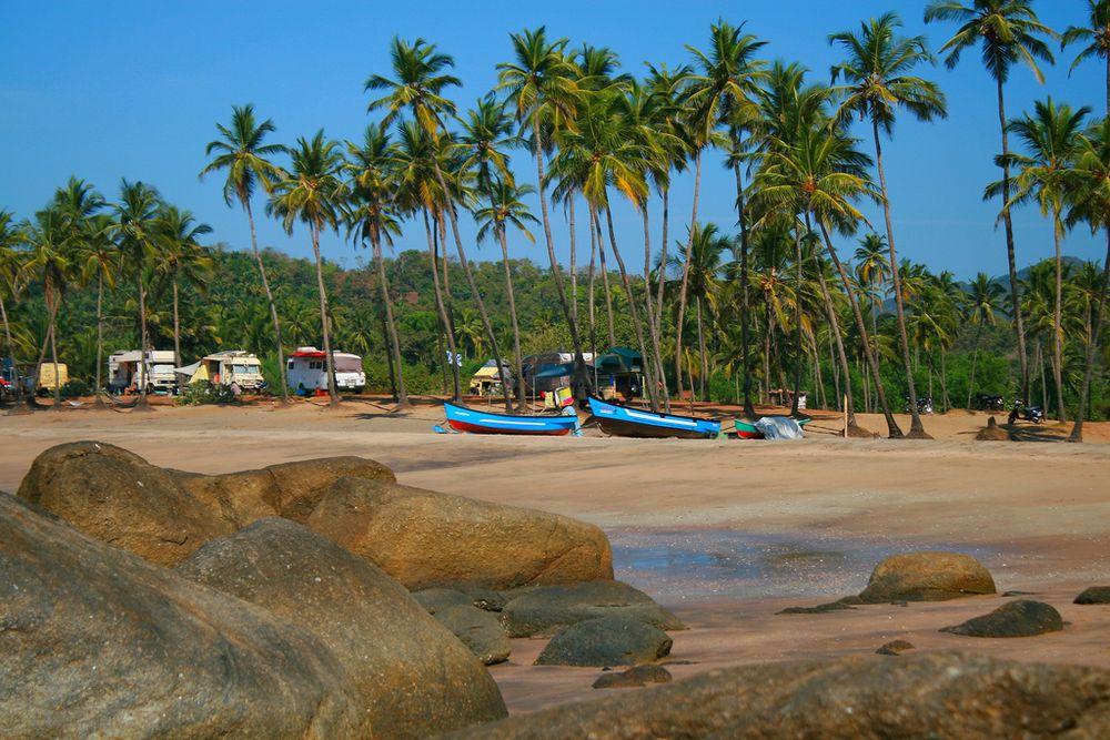 Лучшие пляжи Южного Гоа 7