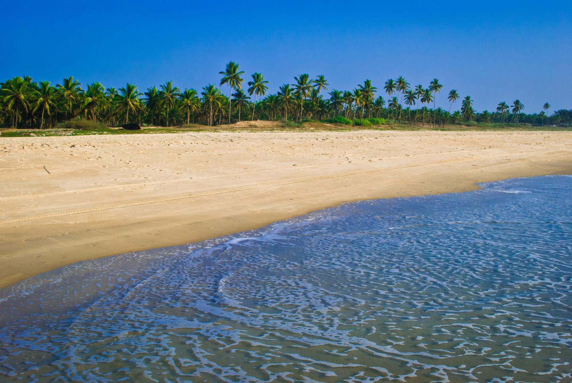 Лучшие пляжи Южного Гоа 54