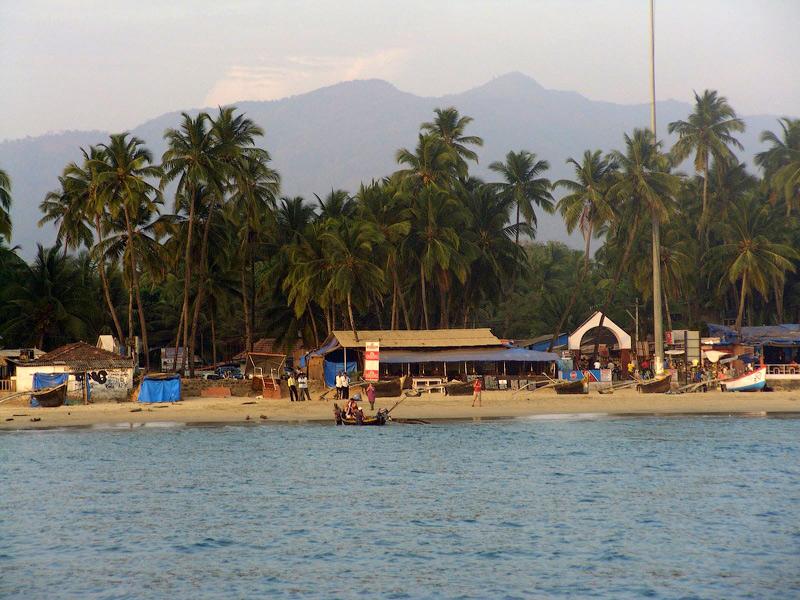 Лучшие пляжи Южного Гоа 56