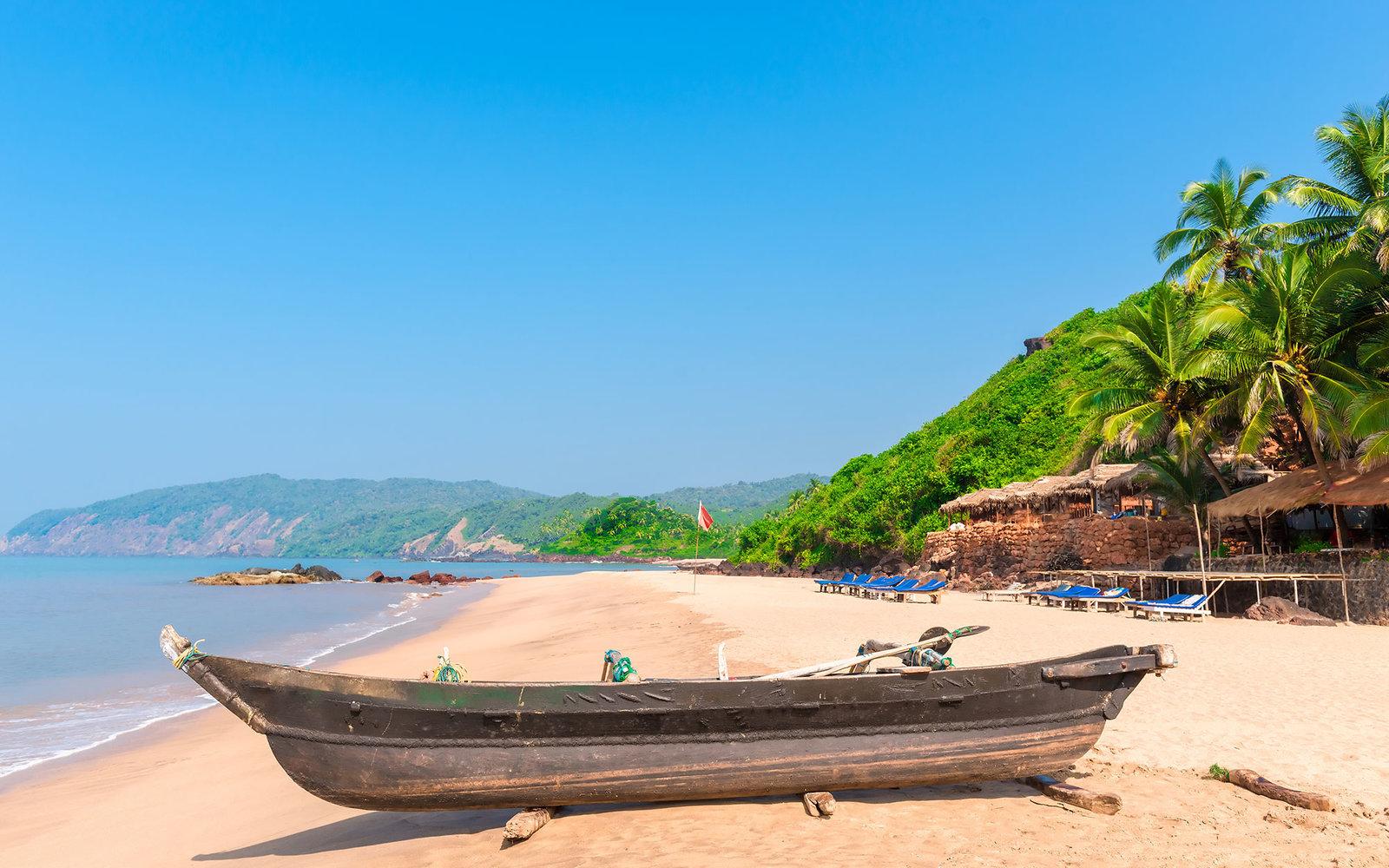 Лучшие пляжи Южного Гоа 71