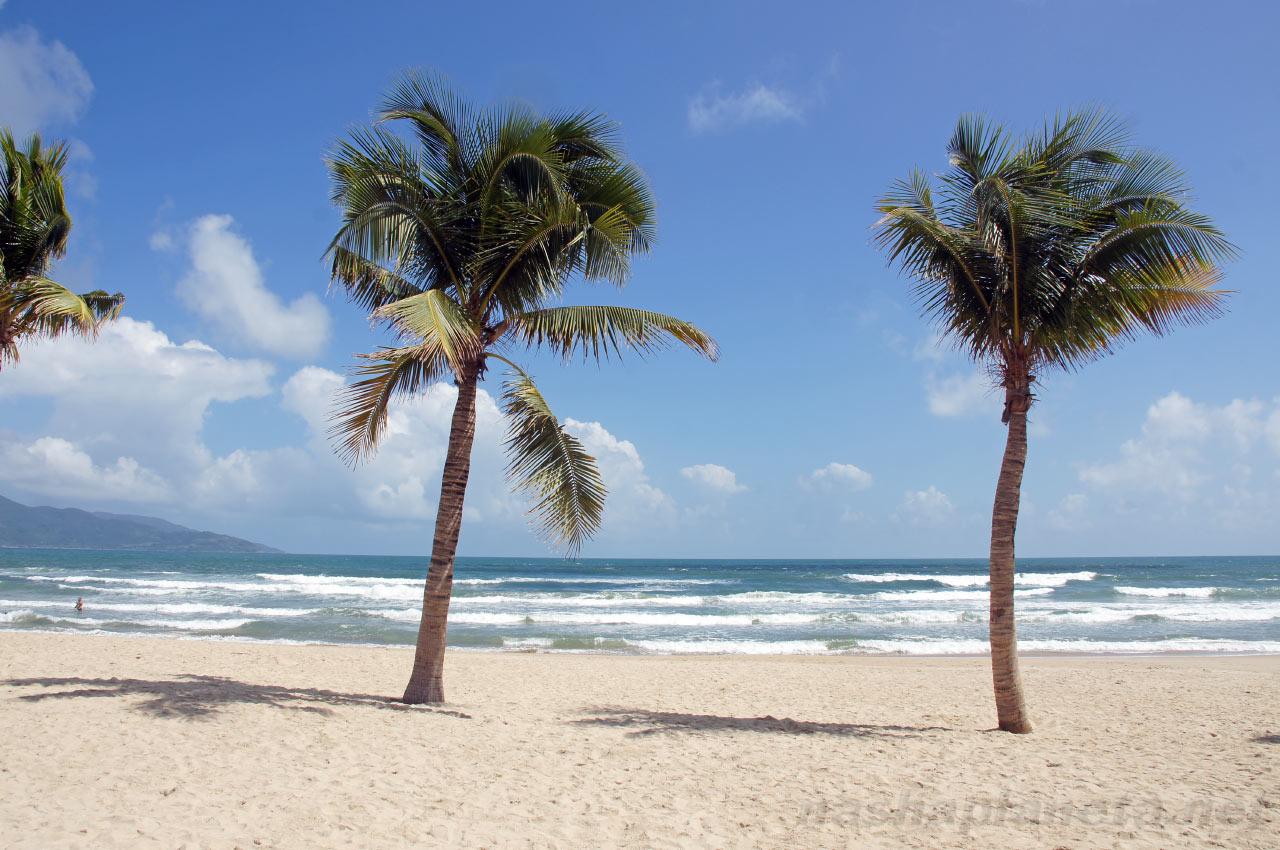 Лучшие пляжи Вьетнама 9