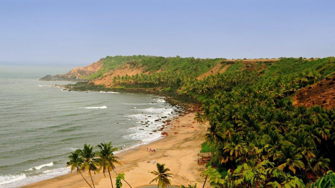 Лучшие пляжи Южного Гоа 74