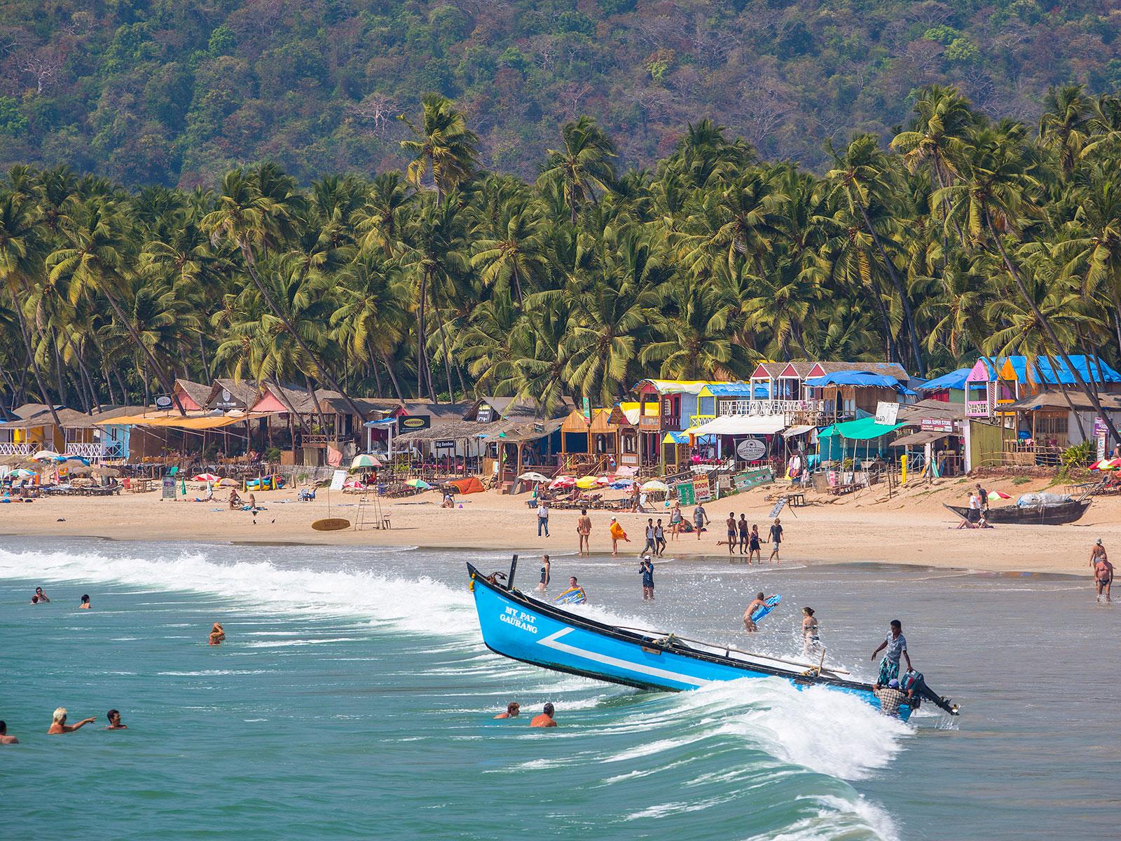 Лучшие пляжи Южного Гоа 94