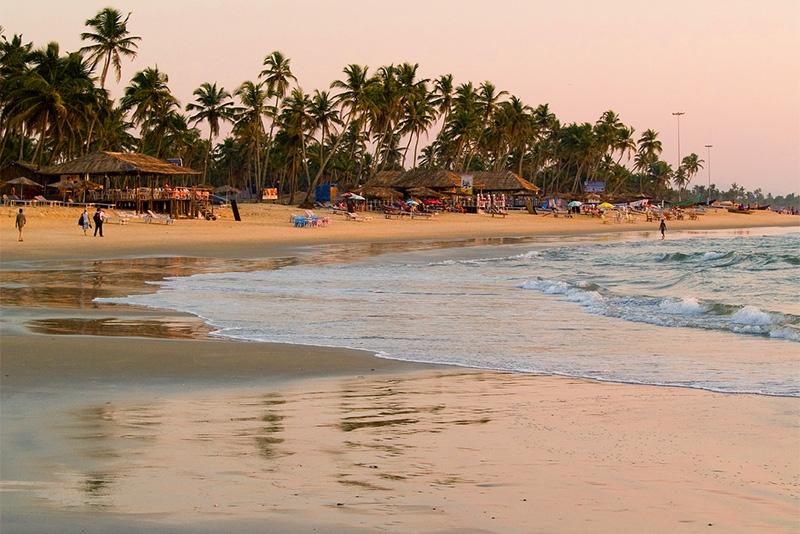 Лучшие пляжи Южного Гоа 13