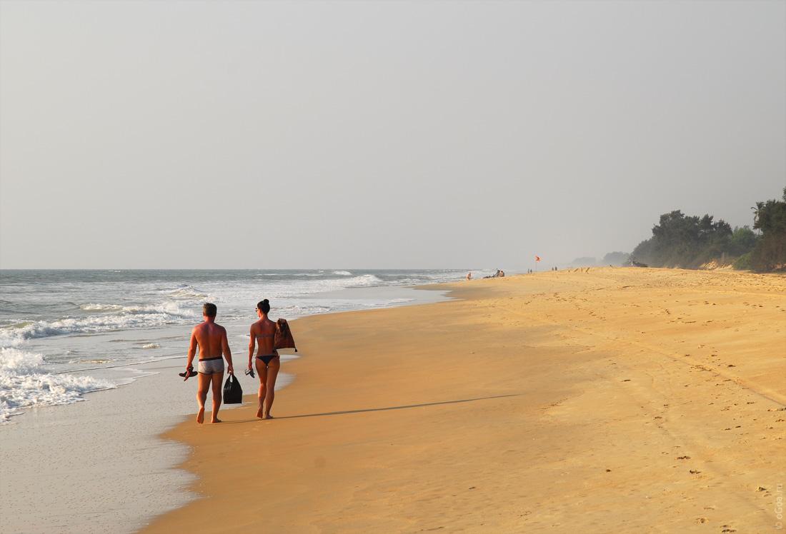 Лучшие пляжи Южного Гоа 110