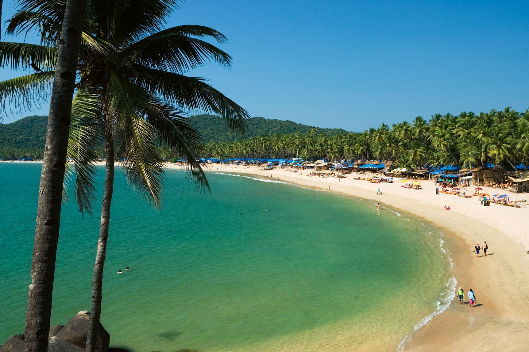 Лучшие пляжи Южного Гоа 8