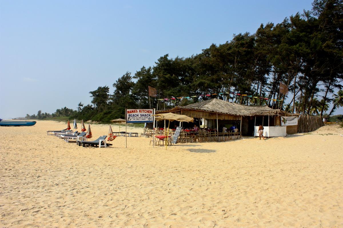 Лучшие пляжи Южного Гоа 78