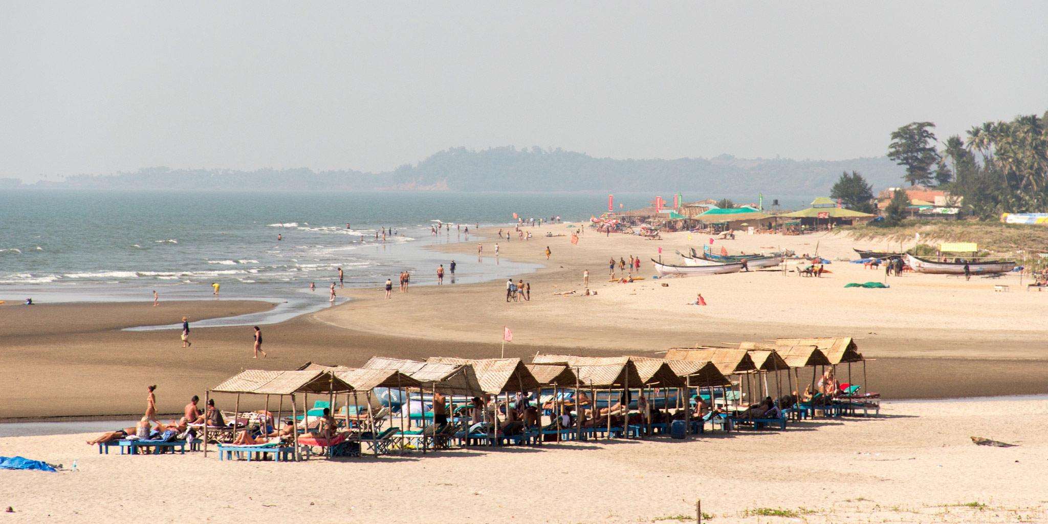Лучшие пляжи Южного Гоа 67