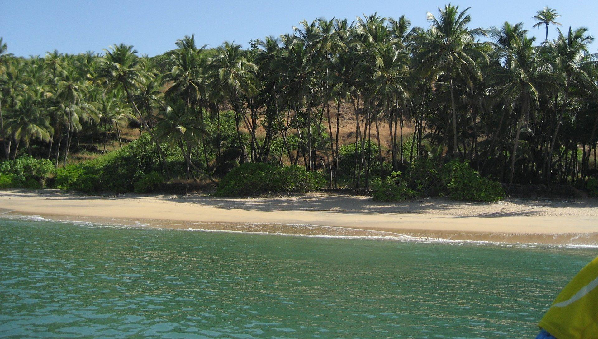 Лучшие пляжи Южного Гоа 115