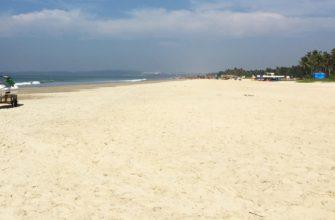 Лучшие пляжи Южного Гоа 5