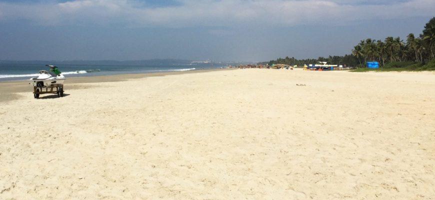 Лучшие пляжи Южного Гоа 1