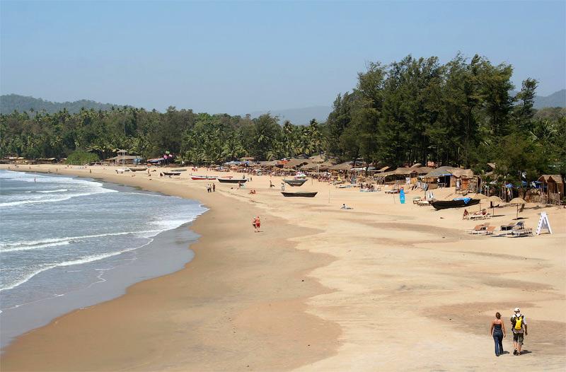 Лучшие пляжи Южного Гоа 27