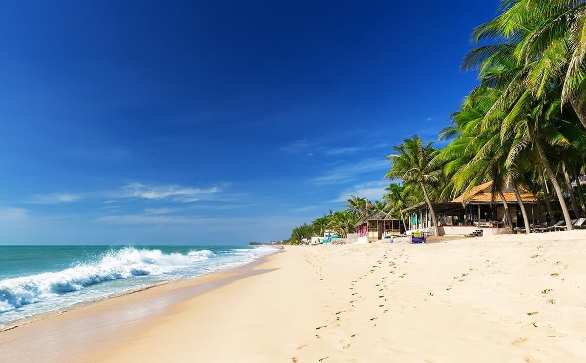 Лучшие пляжи Вьетнама 30