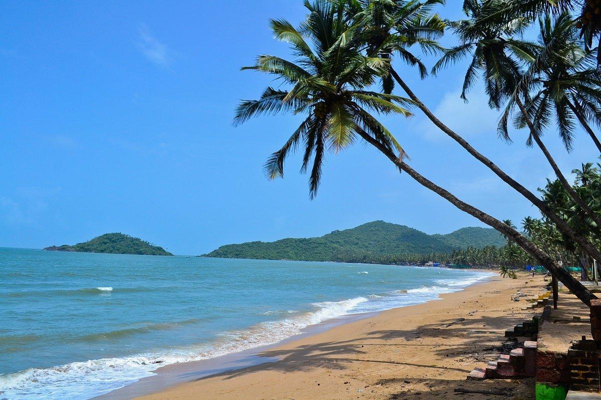 Лучшие пляжи Южного Гоа 92
