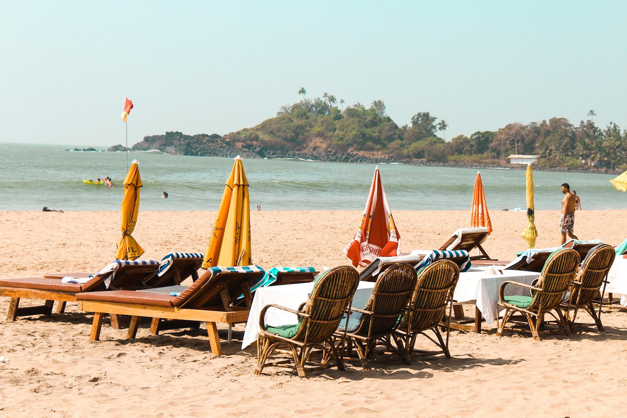 Лучшие пляжи Южного Гоа 26