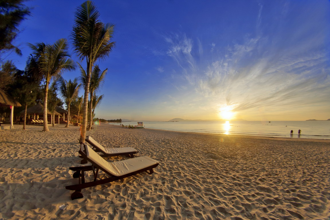 Лучшие пляжи Начянга 24