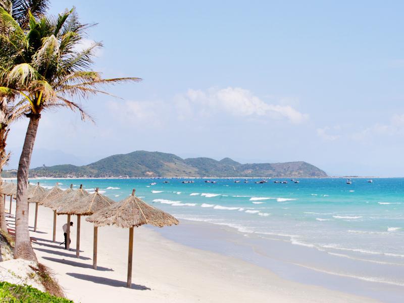 Лучшие пляжи Начянга 25
