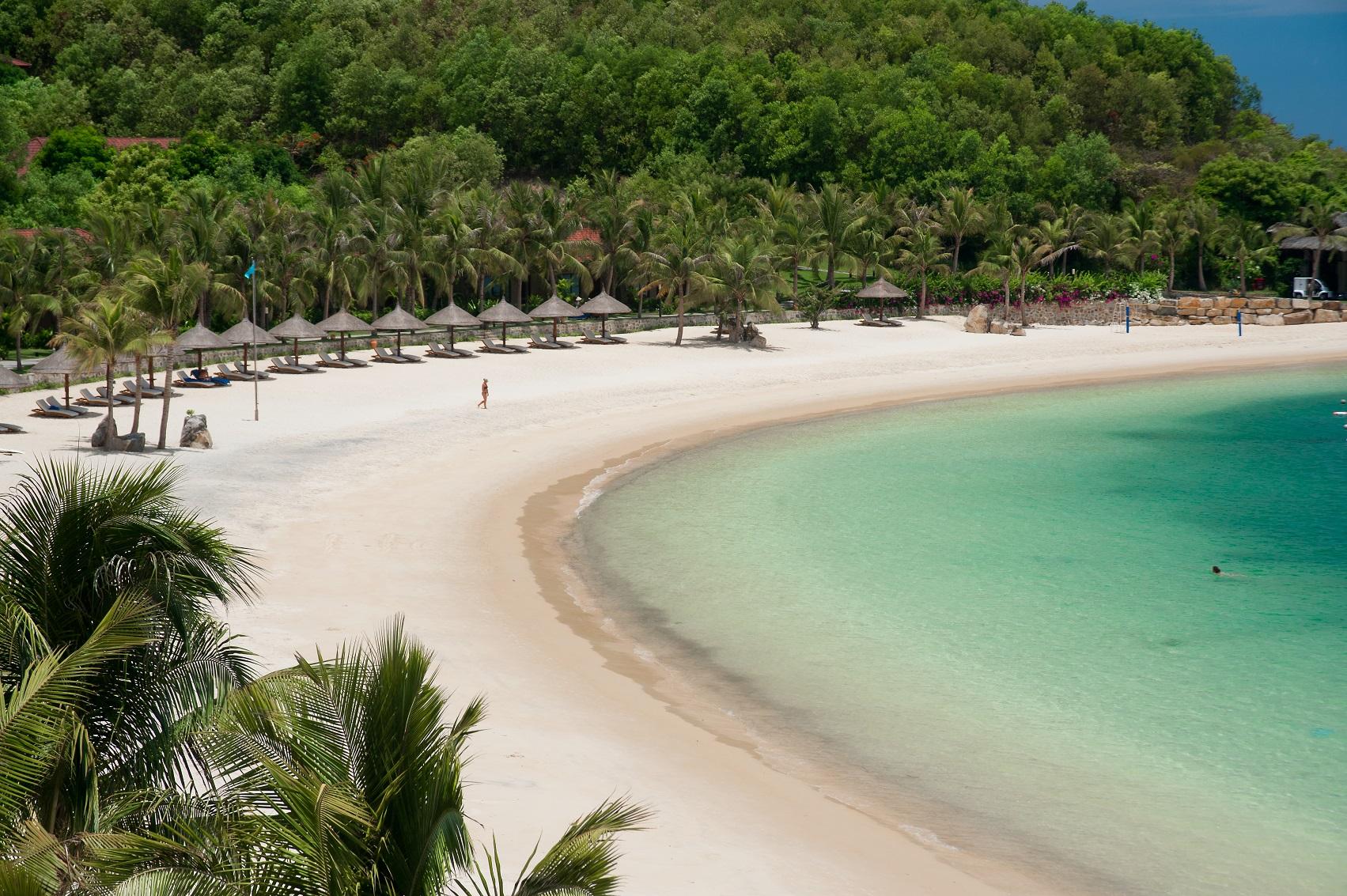 Лучшие пляжи Начянга 22