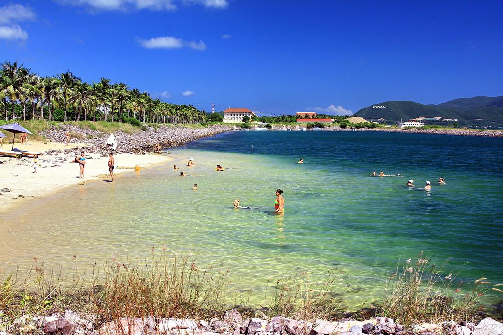 Лучшие пляжи Начянга 4