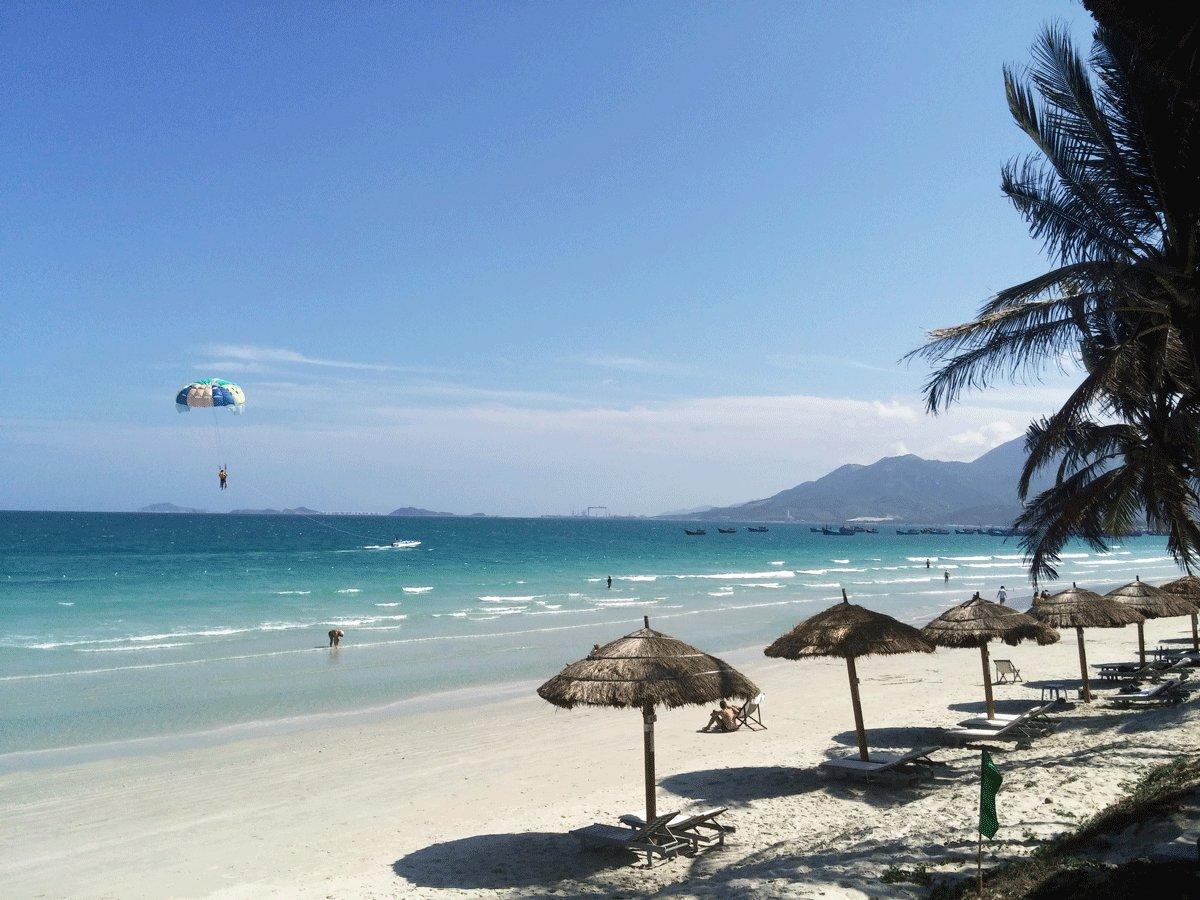 Лучшие пляжи Начянга 26