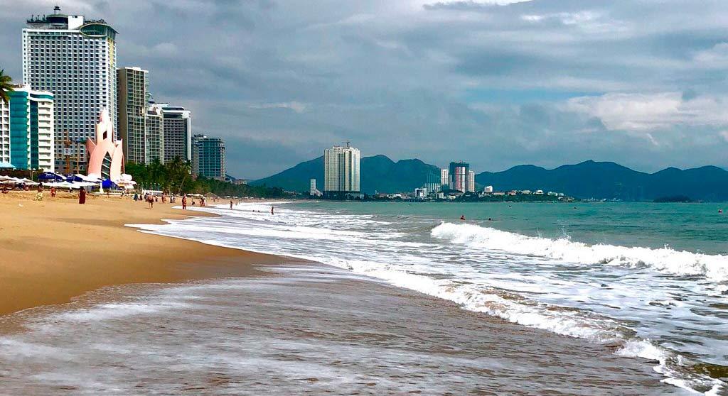 Лучшие пляжи Начянга 3