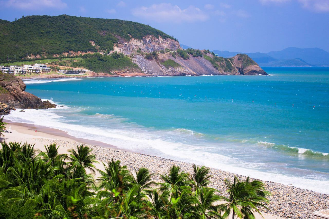 Лучшие пляжи Начянга 12