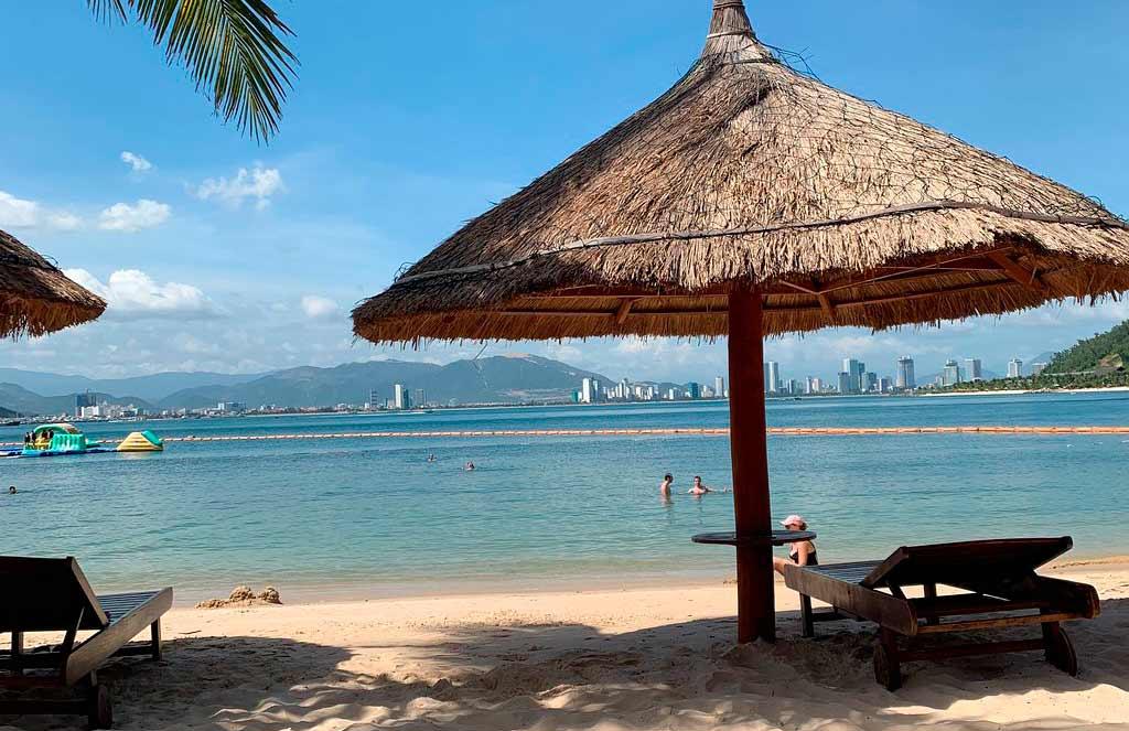 Лучшие пляжи Начянга 20