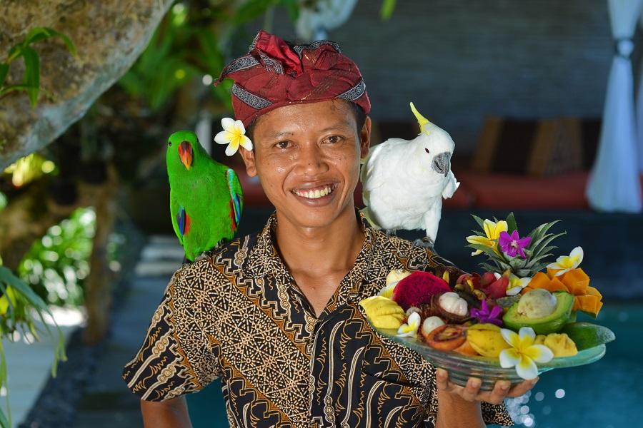 Подарки с Бали