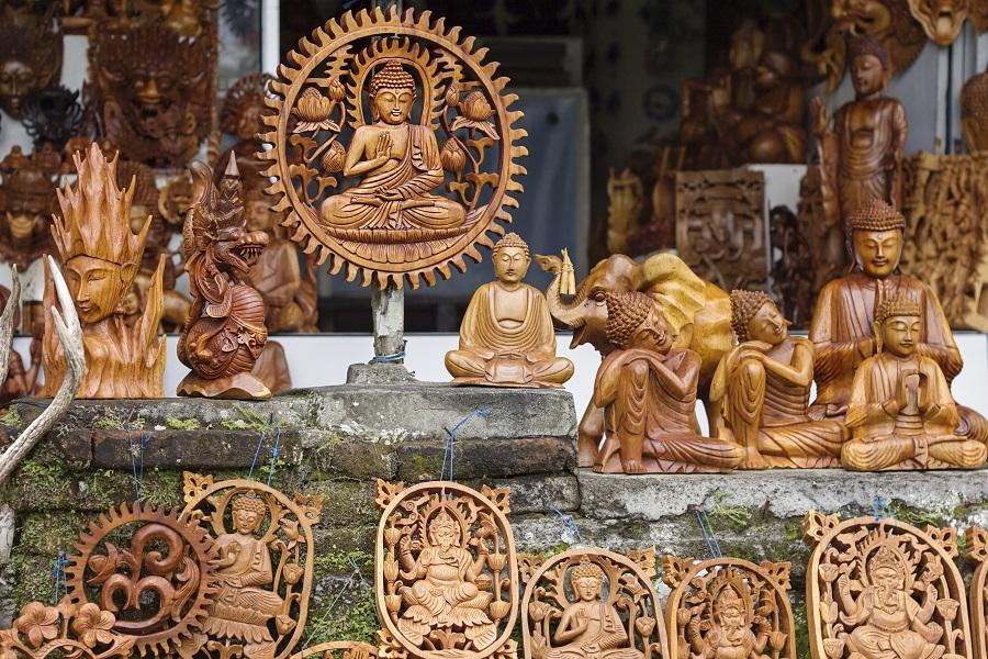 Сувениры Бали