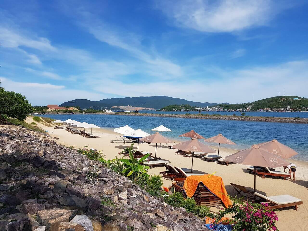 Лучшие пляжи Начянга 5