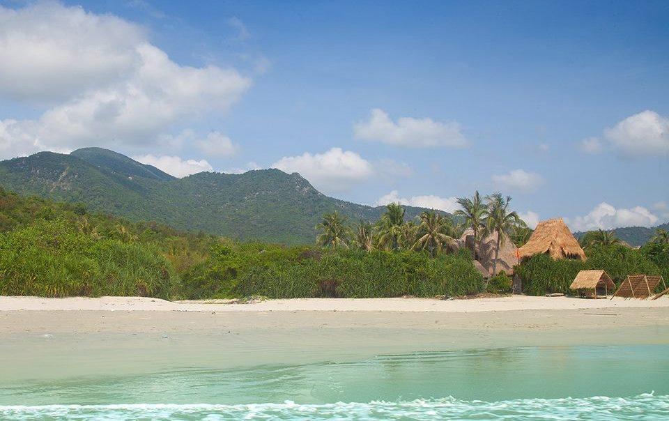 Лучшие пляжи Начянга 19